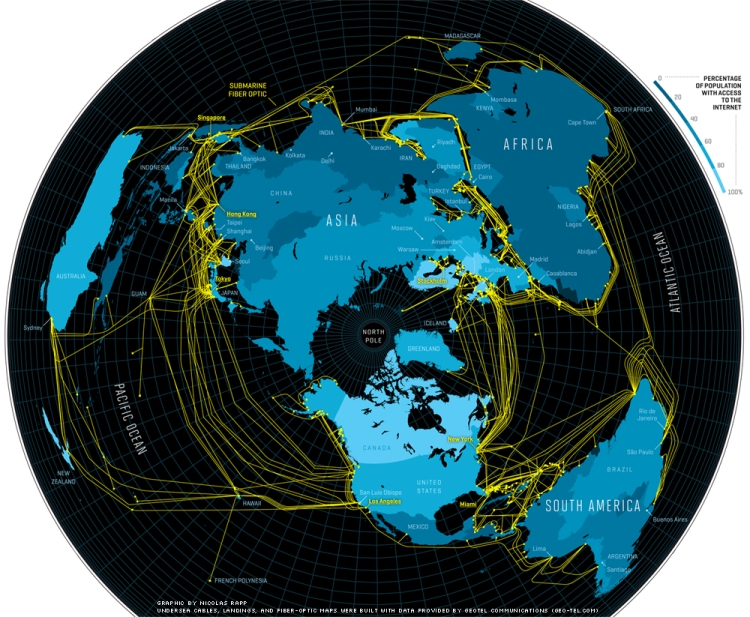 map of world's undersea cables (graphic courtesy of Nicolas Rapp)